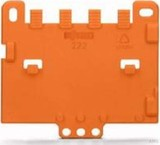 WAGO Zugentlastungsplatte 222-505 (10 Stück)