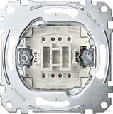 Merten Aus/Wechselschalter-Eins. 1-polig 10AX 250V AC MEG3116-0000