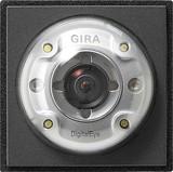 Gira 126567 Farbkamera für Türstation TX_44 (wassergeschützt unterputz) Anthrazit