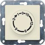 Siemens Zeitschaltuhr elektroweiß 5TT1012