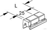 Niedax Profilhalteklammer GKH 50 W