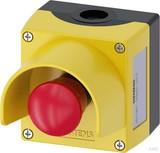 Siemens Gehäuse für Befehlsgeräte 22mm, rund 3SU1801-0NA00-2AC2
