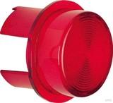 Berker Lichtsignalhaube rot E10, für Drucktaster 1281