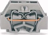 WAGO 2-L. Klemme 0,08-1,5mmq grau 260-301