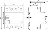 Doepke FI-Schalter DFS4 040-4/0,03-A