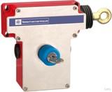 TE Sensors Seilzug-Notschalter 50m Kabel, 1Ö+1S XY2CE1A450