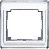 Jung Rahmen 1-fach gold bronze senkrecht SL 581 GB