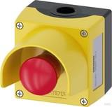 Siemens Gehäuse für Befehlsgeräte 22mm, rund 3SU1851-0NA00-2AC2