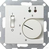 Gira 039403 Raumtemperaturregler 230V mit Sensor Fußbodenheizung Syst
