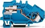 WAGO Trennklemme 0,2-16mmq blau 783-613