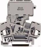 WAGO Sicherungsklemme grau 0,08-4qmm 281-611