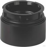 Werma Adapter für Bodenmontage 63081000