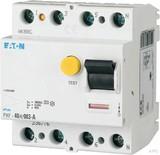 Eaton / Möller FI-Schutzschalter 40A 4p, 30mA PXF-40/4/003-A