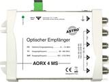 Astro Optischer Empfänger für Multischalter AORX 4 MS