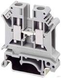 Phoenix Contact Durchgangsklemme 0,2-10qmm B=8,2mm grau UK 6 N