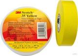 3M Elektro-Isolierband 19mm x20m ge Scotch 35 19x20 ge