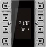 Jung KNX Raumcontroller-Modul Kompakt 4-fach LS 5194 KRM TS D