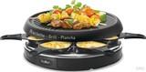 Tefal RE1288 Raclette, Grill und Plancha sw (4 Stück)