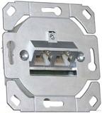 BTR Netcom Anschlußdose design E-DAT 8/8(8)UP0