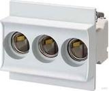 Siemens Neozed-EB-Sicherungssockel D01/16A 3-polig 5SG5553
