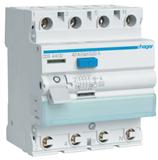 Hager FI-Schutzschalter 4pol. 40A/30mA,6kA,QC CDS440D