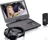 Lenco DVD-Player portable,25,5cm DVP-1017BK