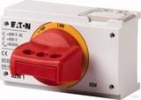 Eaton / Möller Drehgriff, rot-gelb abschließbar NZM2-XDVR