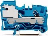 WAGO Trennklemme 1-Leiter-N, TS 35 2006-7114