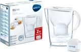Brita Wasserfilter m.2MaxtraPlus-Filter Marella Pastell-ws