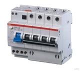 ABB Stotz FI/LS-Schalter DS204A-B16/0,03