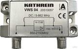 Kathrein SAT-ZF-Verstärker passiv VWS 04