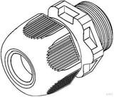 Kleinhuis Kabelverschraubung gr,D=5-9mm 350M16 (1 Stück)