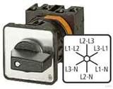 Eaton Instrumenten-Umschalter ohne 0-Stellung T0-3-15924/E