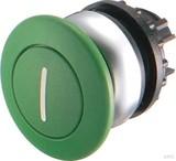 Eaton / Möller Pilzdrucktaste grün,beschriftet M22-DP-G-X1