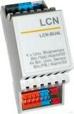 LCN Tasten-/Binär-/Alarmsensor 4-fach +S0-Schnittst. LCN-BU4L