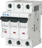 Eaton / Möller LS-Schalter mit Beschrift. C 40A, 3p PXL-C40/3