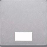 Merten Wippe Symbol Fenster aluminium rechteckig 433860