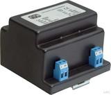 Trafo-Technik-Hoppecke Trafo für Normschiene schwarz EDKE 100VA 230/24V