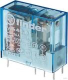 Finder Steck/Printrel. 24VDC 1W16A Rast. 5mm AgSnO2Kont. 40.61.9.024.4000