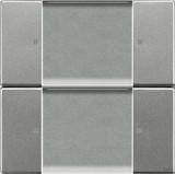 Busch-Jaeger Wandsender grau metallic 6736/01-803