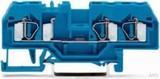 WAGO Durchgangsklemme blau 0,08-4qmm 281-684