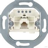 Berker UAE-Anschlussdose 8(4)-polig weiß 4568