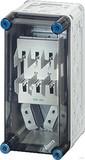 Hensel Sicherungsgehäuse NH00 3p. 125A+PE+N MI 4150