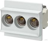 Siemens Neozed-EB-Sicherungssockel D02/63A 3p. 5SG5653