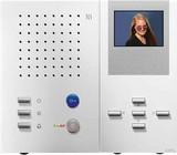 TCS Tür Control Video color Innenstation z um Freisprechen 5 + IMM2300-0140