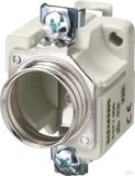 Siemens Diazed-Sicherungssockel Einbau, DIII/63A 1p. 5SF1205 (5 Stück)