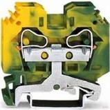 WAGO Schutzleiterklemme 0,2-10mmq gn/gelb 284-107