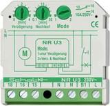 Schalk Nachlaufrelais UP mit Einschaltverzögerung NR U3 230V AC