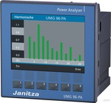 Janitza Electronic Universalmessgerät Uhr/Speicher UMG96-PA90-277V