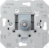 Gira 030700 Dimmer DruckWechsel Tronic 20 520 W Einsatz